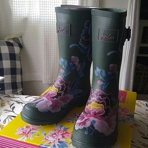 JOULES RIGHT AS RAIN BOOTS